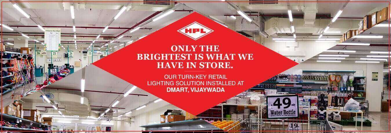 HPL Lighting