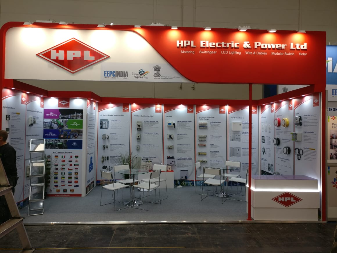 HPL has participated in a number of exhibitions, both in