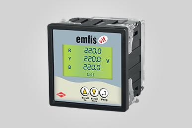 0153d8ff1ceb9c Multifunction Meter |Emfis | Emfis - vif - HPL Power of Technology