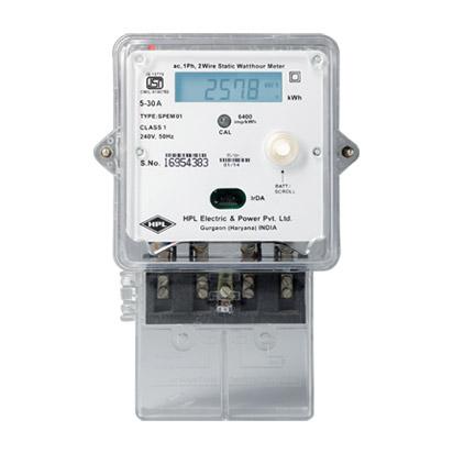 IR & IRDA Meters | HPL Electric and Power Pvt Ltd